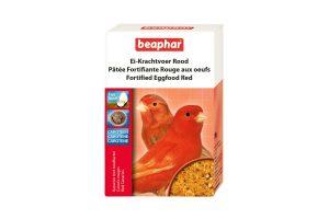 Beaphar Ei-Krachtvoer rood 150 gram