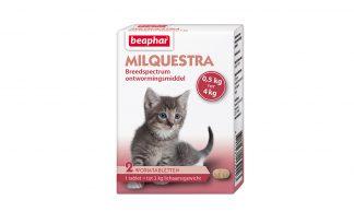 Beaphar Milquestra kleine kat en kitten