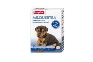 Beaphar Milquestra kleine hond en pup