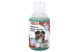 Beaphar Mondwater voor honden of katten, 250 ml