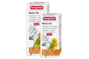 Beaphar Multi-Vit voor grote vogels