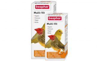 Beaphar Multi-Vit voor kleine vogels