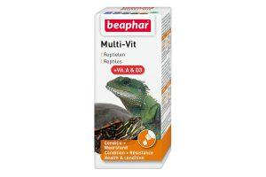 Beaphar Multi-Vit voor reptielen
