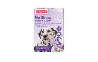 Beaphar No Stress Band vermindert stress en houdt honden kalm gedurende 3-4 weken.