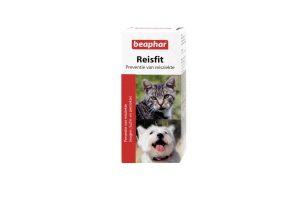 Beaphar Reisfit helpt reisziekte te voorkomen.