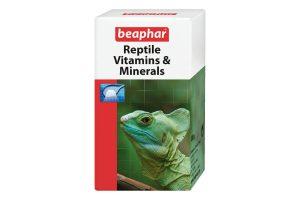 Beaphar Reptile Vitamins & Minerals