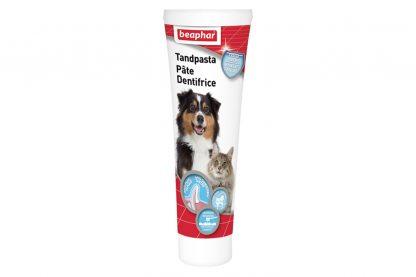 Beaphar Tandpasta voor hond of kat, 100 gram
