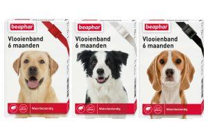 Beaphar vlooienband hond