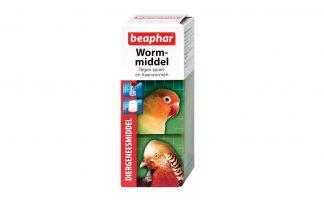 Beaphar Wormmiddel voor vogels en knaagdieren