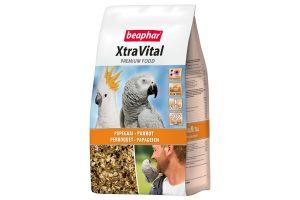 Beaphar XtraVital Papegaaienvoer 2,5 kg