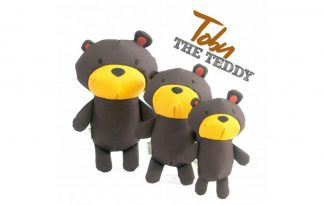 Beco Toby the Teddy knuffel