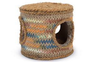 Beeztees Coconut Rope speelton knaagdierspeeltje