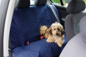 Beeztees honden autodeken Deluxe