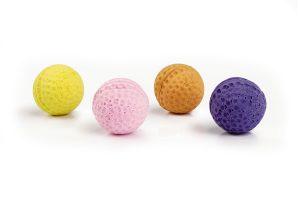 Beeztees spons speelballetjes