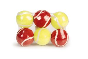 Beeztees Tennisballen 6-pack