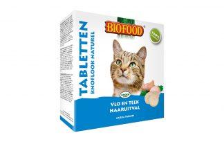 Biofood anti-vlo tabletten kat