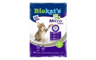 Biokat's Micro Classic kattenbakvulling