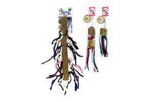 Birdeeez Sekelbos & Cotton vogelspeelgoed