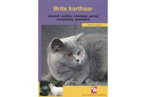 Brits korthaar boek