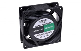 Broedmachine ventilator Powerfan 8 cm