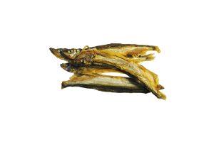 Capelin Lodde vissnack, 90 gram