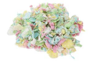 Carefresh Confetti bodembedekking