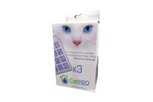 Cat H2O waterautomaat vervaningsfilter 3-pack