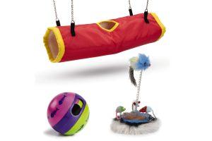 Speelgoed & tunnels