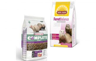 Frettenvoeding & supplementen