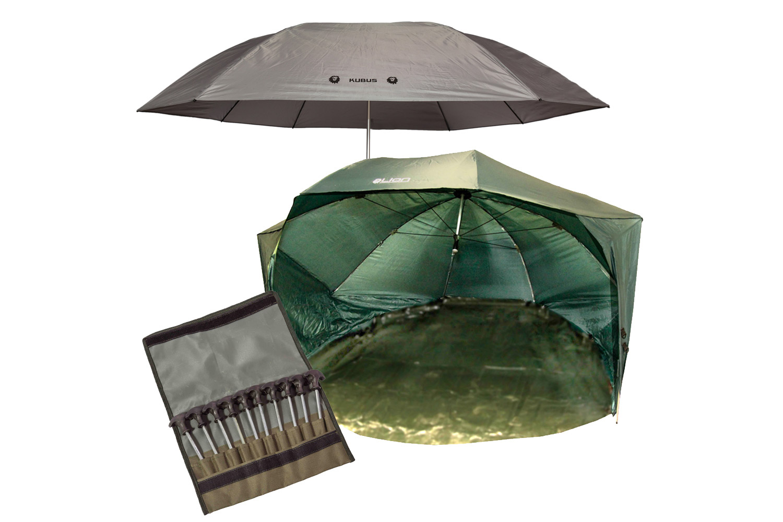 Tenten & paraplu's