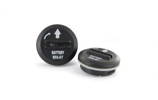 Batterijen voor africhtingsapparatuur