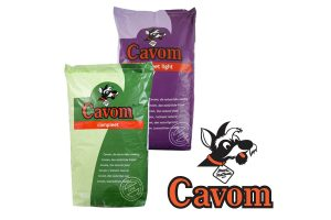 Cavom hondenvoeding