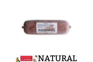 Natural vers vlees hondenvoeding
