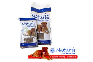 Naturis brok hondenvoeding