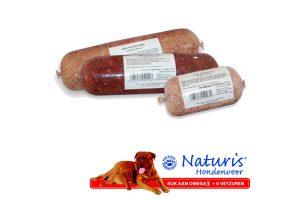 Naturis vers vlees kat