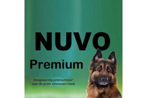 NUVO Premium hondenbrok