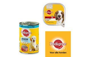 Pedigree hondenvoeding