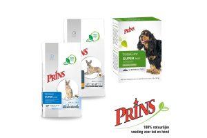 Prins hondenvoeding