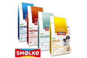 Smölke hondenvoeding