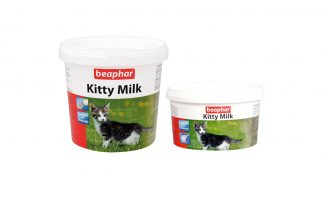 Kittenvoeding & voertroggen