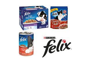 Felix kattenvoeding