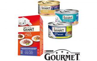 Gourmet kattenvoeding