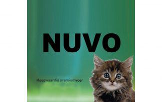 NUVO Premium huismerk kattenvoeding