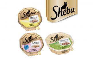 Sheba kattenvoeding