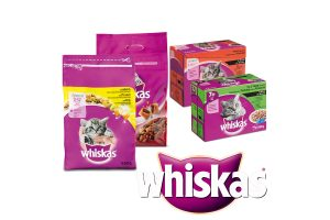 Whiskas kattenvoeding