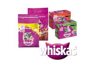 Whiskas kattenvoeding