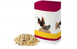 Huismerk pluimveevoeding