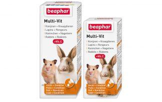 Vitamines & mineralen voor knaagdieren