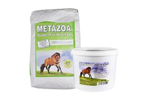 Metazoa paardenvoeding
