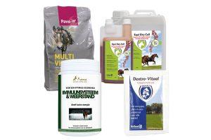 Vitamines, mineralen & hormonen voor paarden